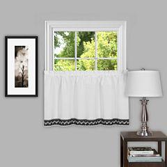 Camden Rod-Pocket Kitchen Curtains