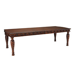 Signature Design By AshleyR North Shore Dining Table With Leaf