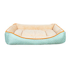 28x23 Animal Planet Rectangle Pet Bed
