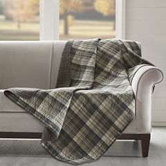 Woolrich Tasha Cotton Quilted Throw