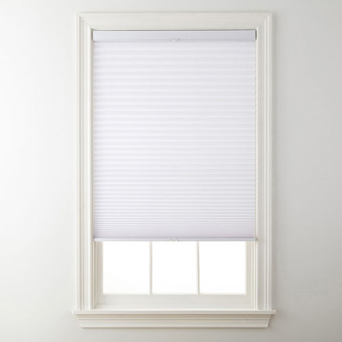 JCPenney Home™ Top-Down/Bottom-Up Cordless Pleated Shade - FREE SWATCH