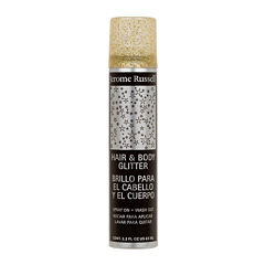Jerome Russell Temp'ry Hair and Body Gold Glitter Spray - 2.2 oz.