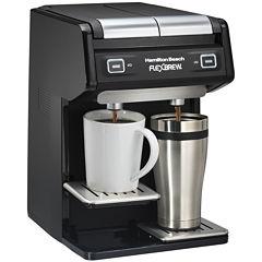 Hamilton Beach® Flexbrew® Dual Single-Serve Coffee Maker
