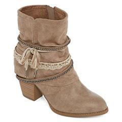 Pop Wichita Womens Dress Boots