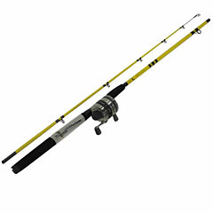 Eagle Claw Catclaw Casting Spincasting Combo Rod and Reel