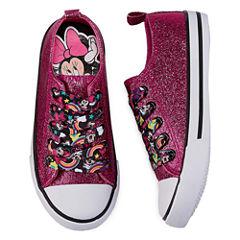 Disney Girls Slip-On Shoes - Toddler