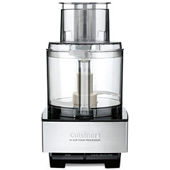 Cuisinart® Custom 14™ 14-Cup Food Processor Brushed Metal Series