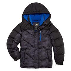 Xersion Puffer Jacket - Boys Preschool
