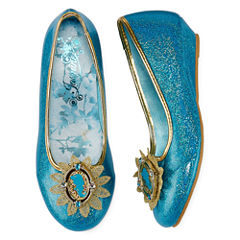 Disney Collection Jasmine Costume Shoes - Girls