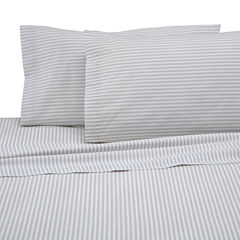 Martex 225tc Ticking Stripe Sheet Set