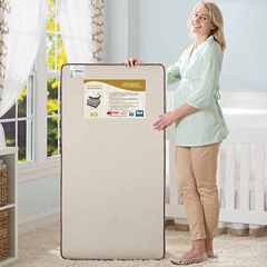 Beautyrest Naturally Restored Crib Mattress