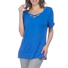PL Movement By Pink Lotus Short Sleeve Sweatshirt