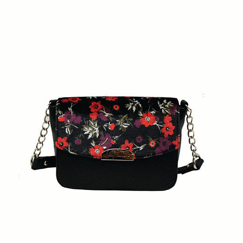 Libby Edelman Fiona Mini Crossbody Bag