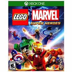 Lego Marvel Super Heroes Ninjago Video Game-XBox