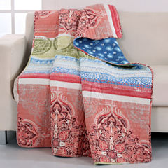 Barefoot Bungalow Hillsborough Throw
