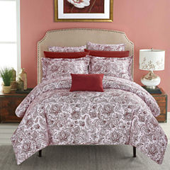 Chic Home Regent'S Park 10-pc. Duvet Cover Set