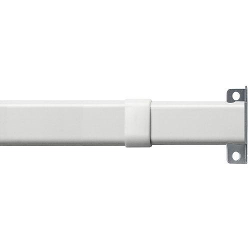 Bali® Flat Adjustable Sash Rod - 2-Pack
