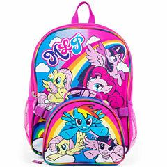 Pattern Backpack