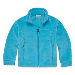 Columbia® 3 Lakes Fleece Jacket - Girls