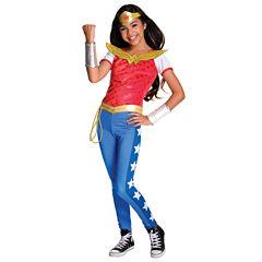 Wonder Woman 5-pc. Supergirl Dress Up Costume Girls