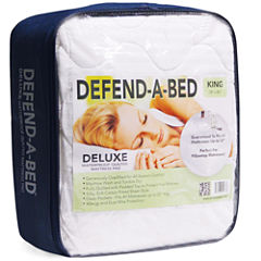 Defend-A-Bed Deluxe Quilted Waterproof Mattress Protector