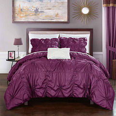 Chic Home Hamilton 8-pc. Duvet Cover Set