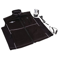 Flambeau Heated Vest Black- Medium