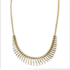 Tri-Tone Cleopatra Necklace
