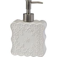 Creative Bath™ Ruffles Soap Dispenser
