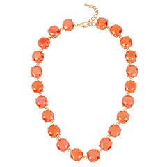 Bleu NYC Womens Collar Necklace