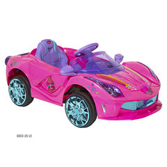 Trolls Ride-On Car