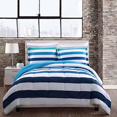 Style 212 Montauk Reversible Comforter Set