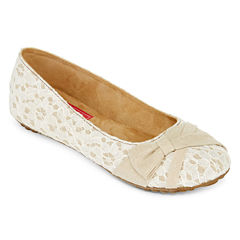Pop Glenna Lace Ballet Flats