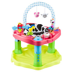 Evenflo Exersaucer Moovin Groovin Baby Activity Center