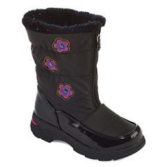 totes® Mia Girls Weather Boots - Toddler