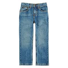 Arizona Relaxed-Fit Jeans - Preschool Boys 4-7