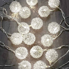 Apothecary Dewdrop 10 Indoor String Lights