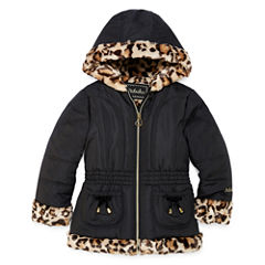 Midweight Puffer Jacket - Girls-Preschool