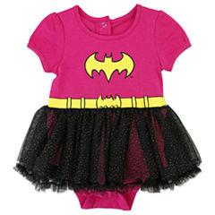 Batgirl Tutu Bodysuit - Baby Girls