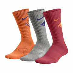 Nike Performance 3 Pack Graphic Crew - Boys
