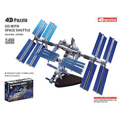 4D-Puzzle International Space Station 10.25