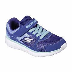 Skechers Go Run 400 Girls Sneakers - Little Kids/Big Kids