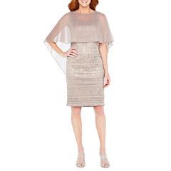 Jackie Jon Sleeveless Party Dress