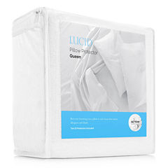 Lucid Premium Waterproof Pillow Protector Set