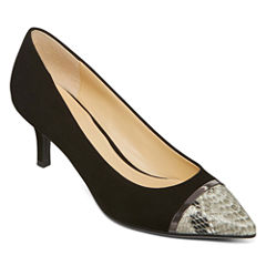 Liz Claiborne® Baden Dress Pumps