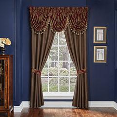 Croscill Classics Sebastian Rod-Pocket Curtain Panel