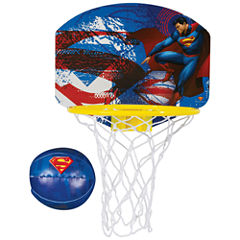 Franklin Sports Soft Sport Hoops Set - Superman
