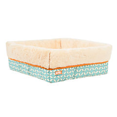 17x17 Animal Planet Small Square Cuff Pet Bed