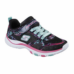 Skechers Trainer Lite Girls Sneakers - Little Kids/Big Kids