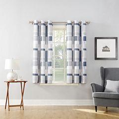 Blockade Grommet-Top Curtain Panel